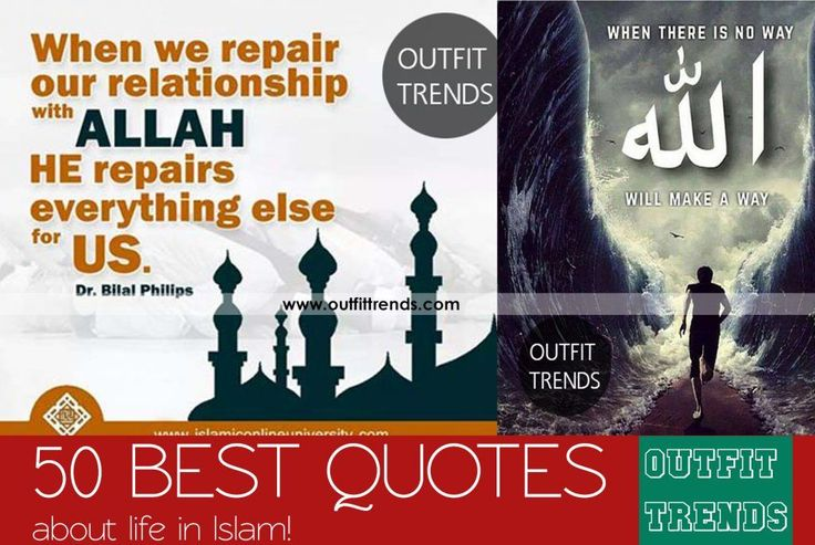 Islamic quotations about life style ! Life style in Islam