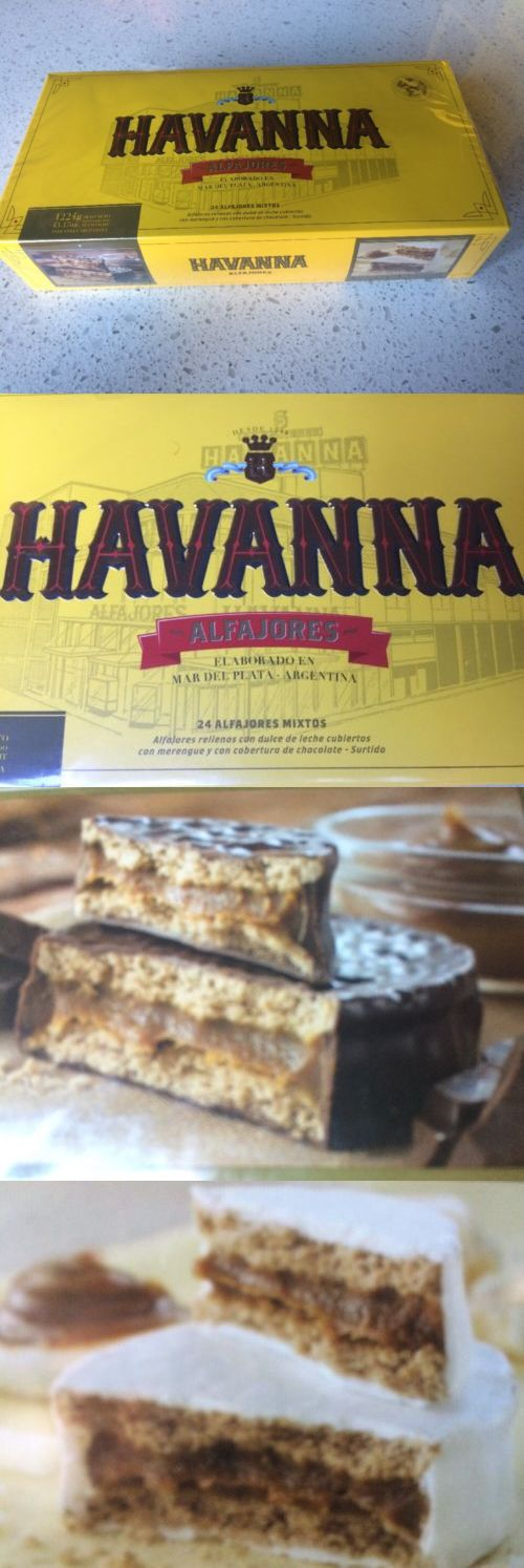 Cookies and Biscotti 20473: Alfajores Havanna Mixtos X 24 Sale!!! -> BUY IT NOW ONLY: $69 on eBay!