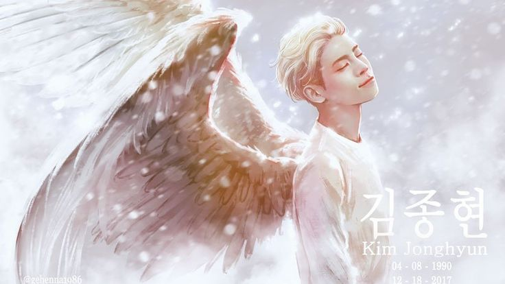 Petition to Entertainment Agencies: Mental Health Support for Artists in the Entertainment Industry. #Jonghyun art by #gehenna1986