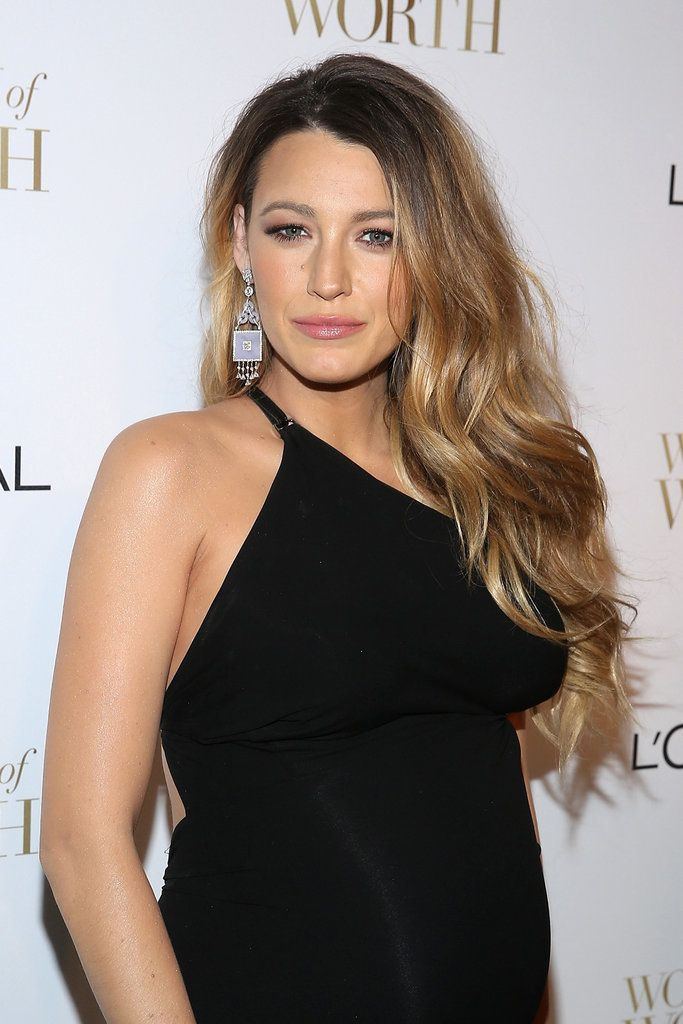 Blake Lively even makes roots look good.