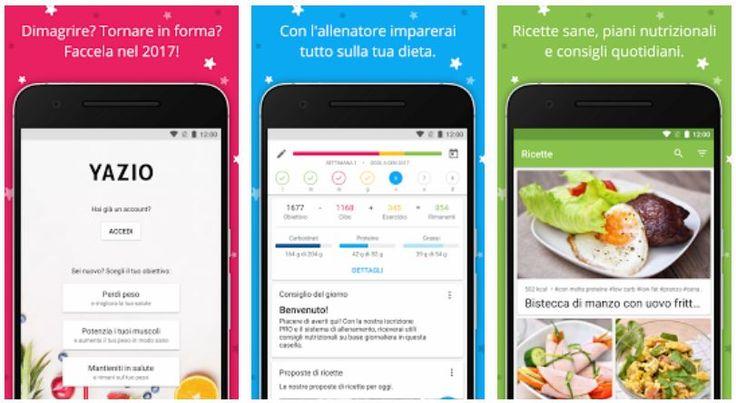 Grazie alla nuova app Contatore di Calorie gratuita di YAZIO puoi gestire il tuo diario alimentare giornalmente, monitorare la tua dieta e perdere peso con successo.
