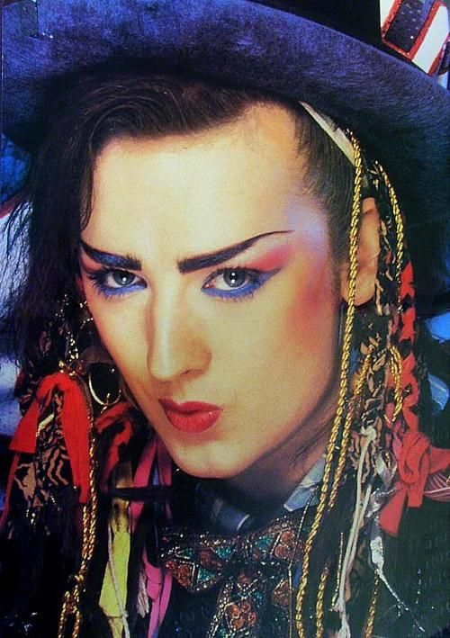 139 best boy george images on Pinterest | Boy george ...