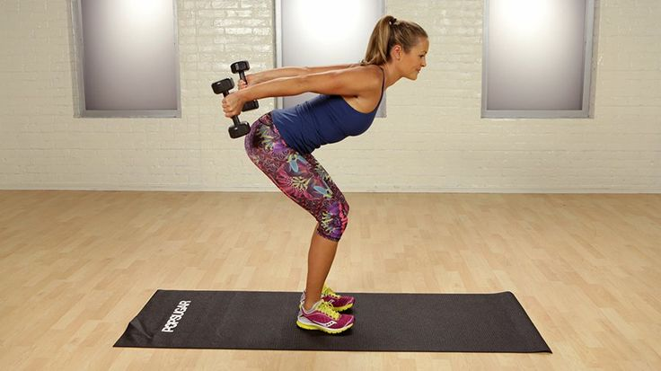 Lose the Lunch-Lady Arms: Triceps Workout: Toned arms are always fashionable, so it is time to say adios to jiggly triceps.