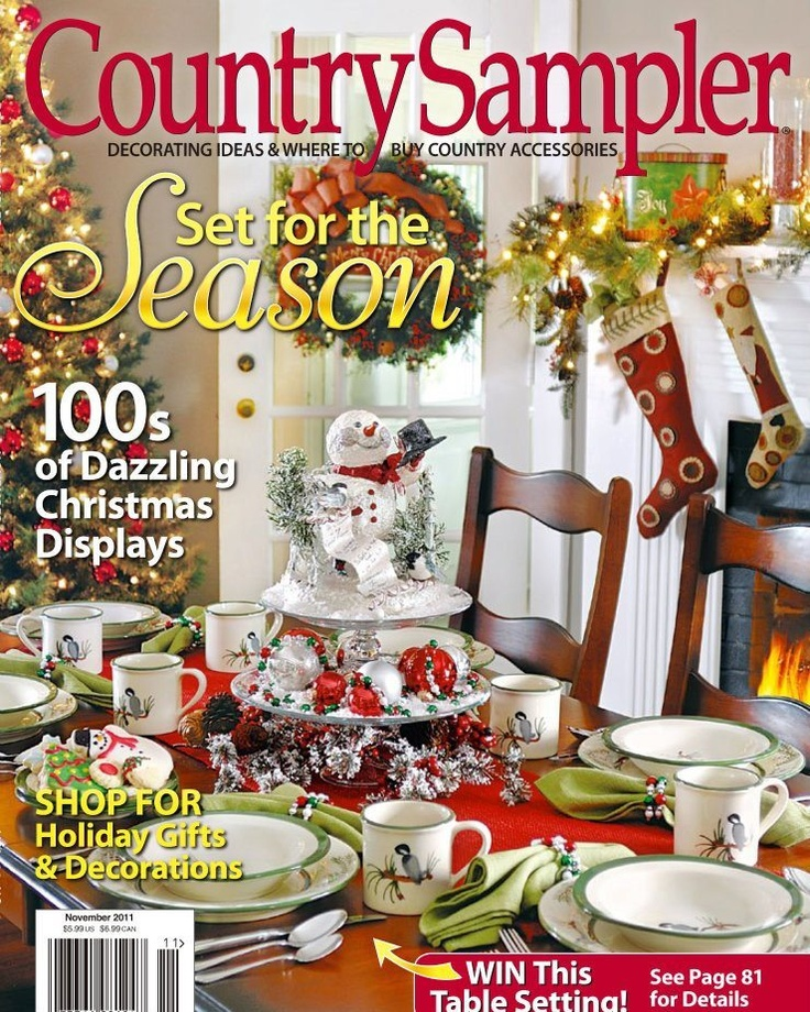 Magazine Country Decorating Ideas: 81 Best Country Sampler....my Dream Life Images On