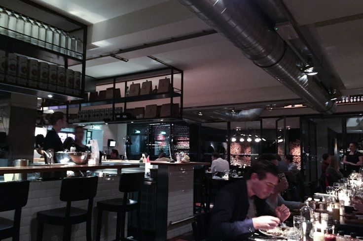 Located in the De Pijp neighborhood, this restaurant has a warm, inviting, contemporary design that is popular with locals. They feature grilled meats and fish. Ceintuurbaan 256-260. #globalphile #travel #tips #destinations #international #amsterdam #lonelyplanet #foodie http://globalphile.com/city/amsterdam-netherlands/