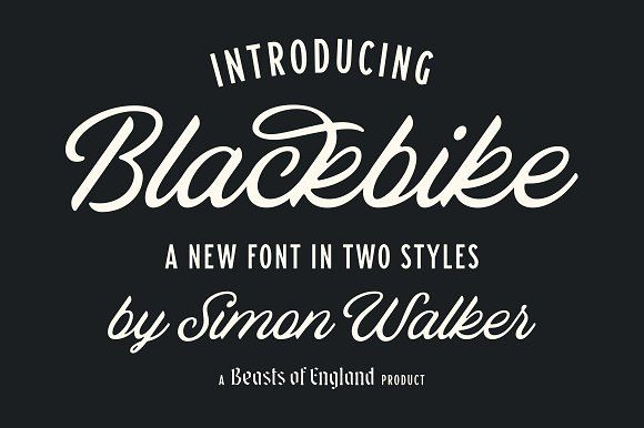 Blackbike by super_furry on @creativemarket