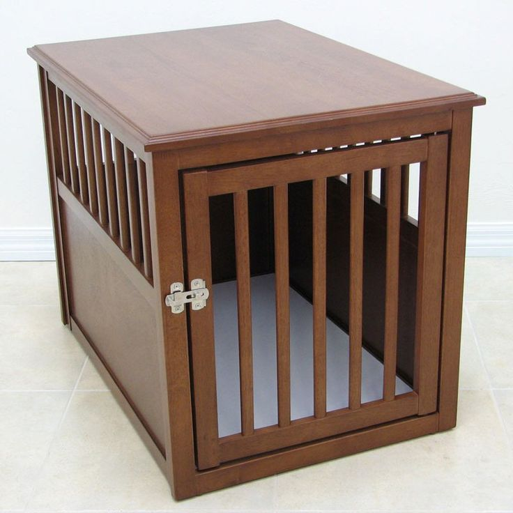 Crown Pet Crate Table   The Crown Pet Crate Table Is New And Improved.  Always Innovative, Crown Pet Products Is Proud To Introduce The New Pet  Crate With ...