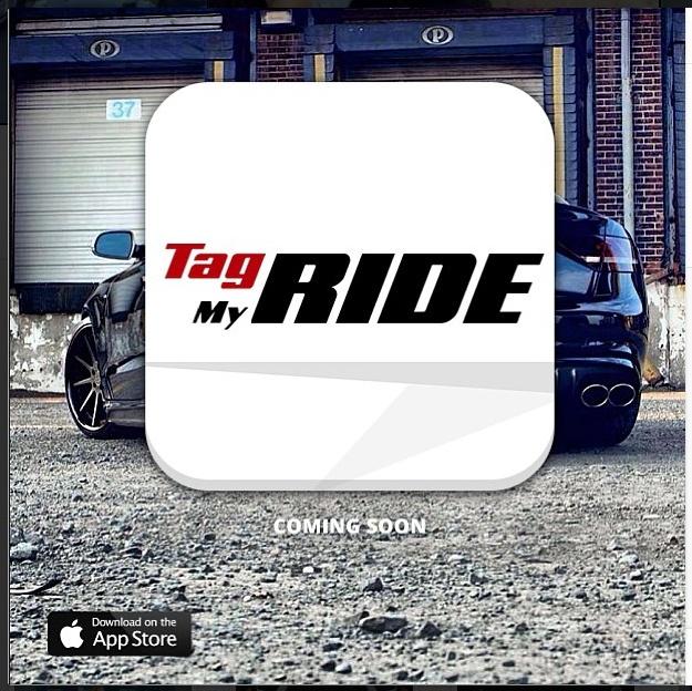 Sign up for beta! http://tagmyride.mobi