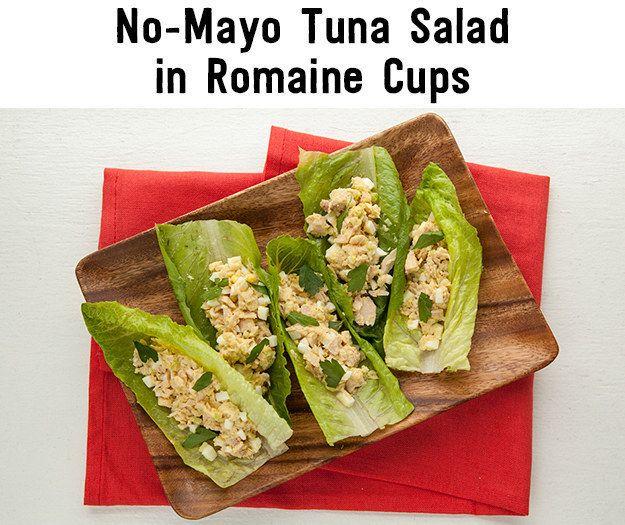 recipe: tuna salad calories no mayo [32]