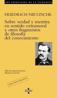 Sobre Verdad y Mentira en Sentido Extramoral. Nietzsche, Friedrich.