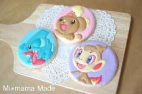 「キャラアイシングクッキー」setsuko♪ | お菓子・パンのレシピや作り方【corecle*コレクル】