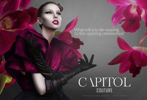 Capitol Couture Advertisement by Nikola-Nickart
