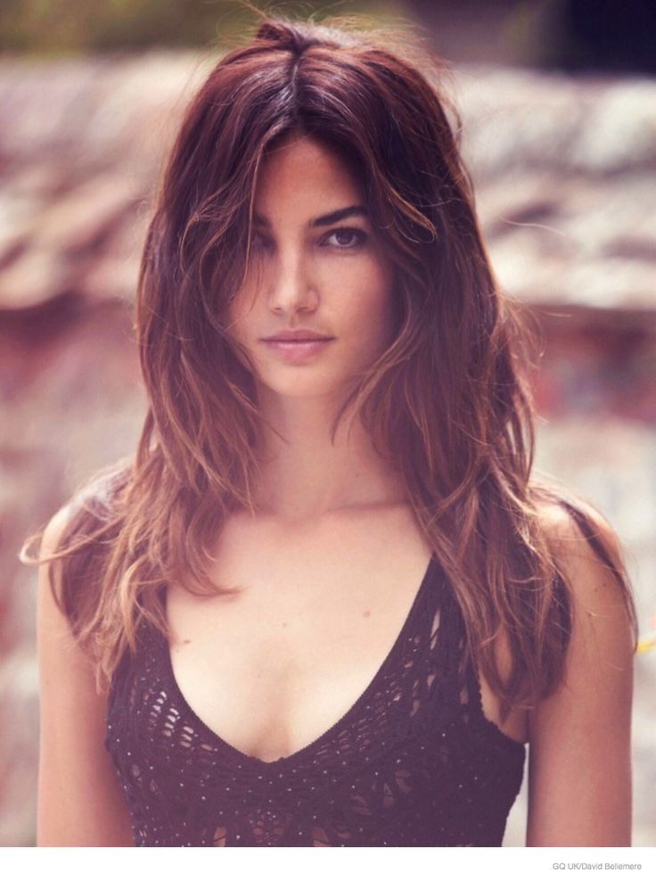 Lily Aldridge is a Vision in Sexy David Bellemere Shoot for GQ UK