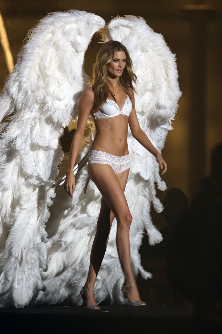 Behati Prinsloo the amazing role model that's judging my fall edit :D