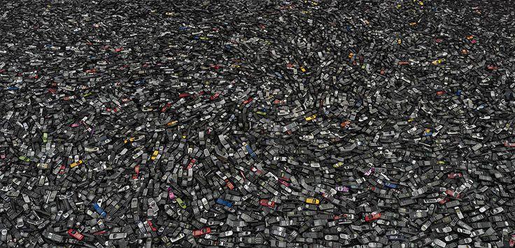 Impactantes imágenes que evidencian el consumismo contemporáneo| Ecoosfera