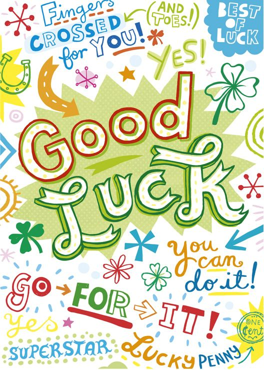 25 best ideas about Good Luck For Exams – Best Wishes for Exams Cards