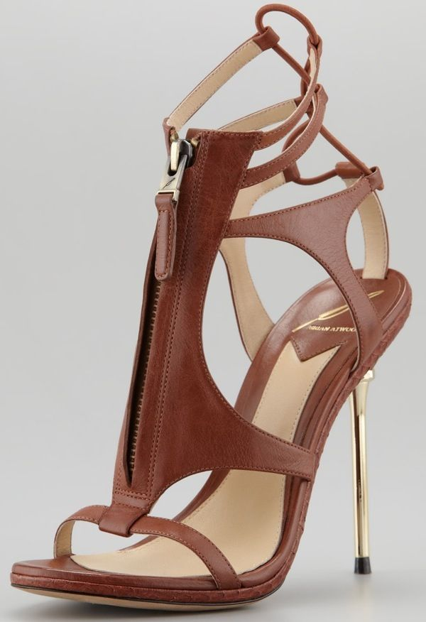 Brian Atwood Sandals #beautyinthebag