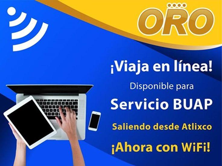 LAS MEJORES RUTAS DE AUTOBUSES. Para los estudiantes de la Universidad de Puebla que viajan de la ciudad de Atlixco al campus, contamos con el servicio gratuito BUAP, que les traslada gratis de manera eficaz y segura, ahora con un nuevo servicio de WiFi en nuestros autobuses. Si desea saber más de este servicio le invitamos a comunicarse con nosotros al (01 800) 9000 676 para consultar horarios. #lasmejoresrutasdeautobuses