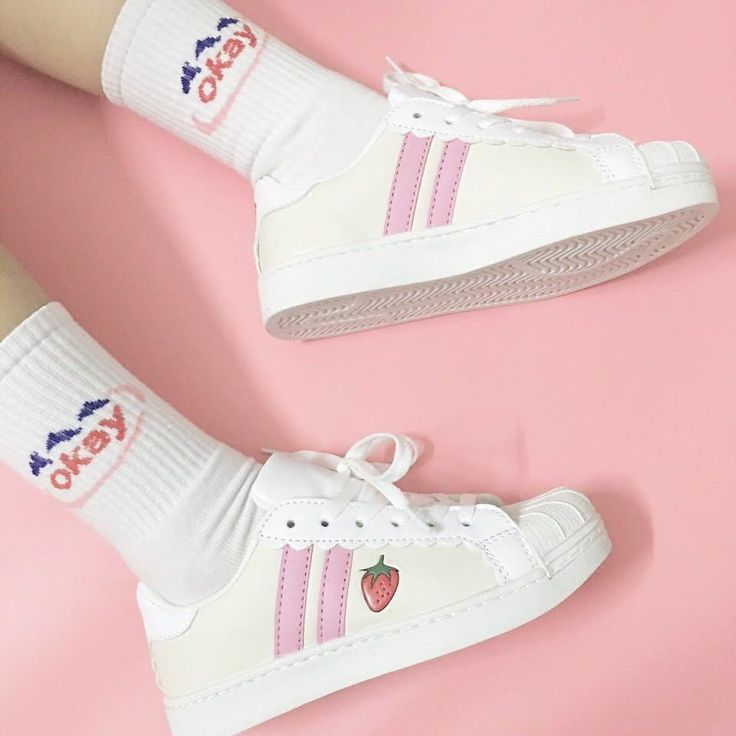 Cute students sneaker