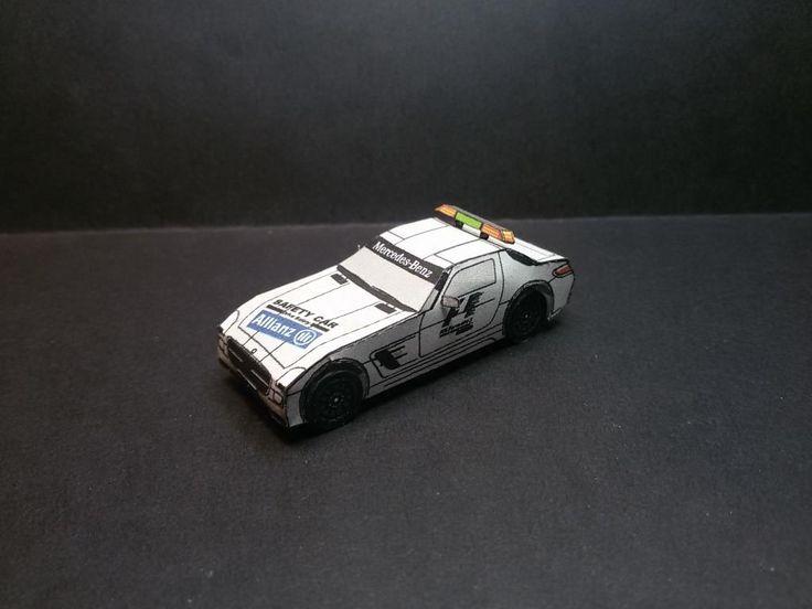 Mercedes SLS Safety Car F1