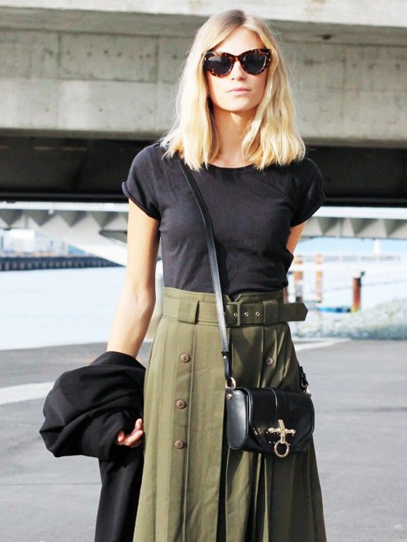 Spring Essentials for the Girl Who Always Looks Effortless via @WhoWhatWear
