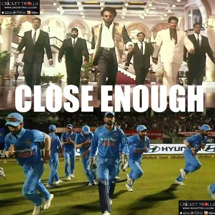 Rajinikanth and MS Dhoni (y) - http://ift.tt/1ZZ3e4d