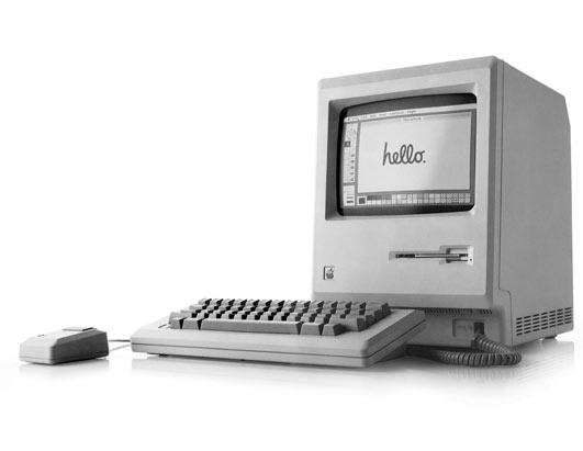 Apple|Macintosh 128K