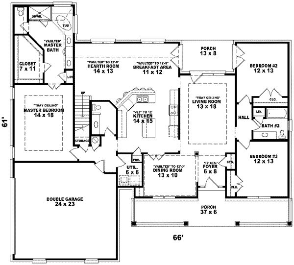 I Really Like This Floor Plan W A Few Little Changes