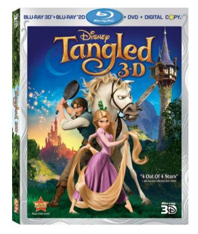 Tangled Blu-ray Only 1325 Disney Movie Rewards Points - http://www.swaggrabber.com/?p=307890