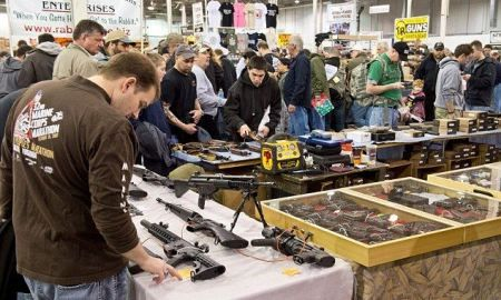 Record US Gun Production:  'Obama Stimulus Package For the Firearms Industry'  21 February 2014 / 0 Comments   U.S. gun makers led by Sturm Ruger & Co. and Smith & Wesson Holding...2/21>>>>>