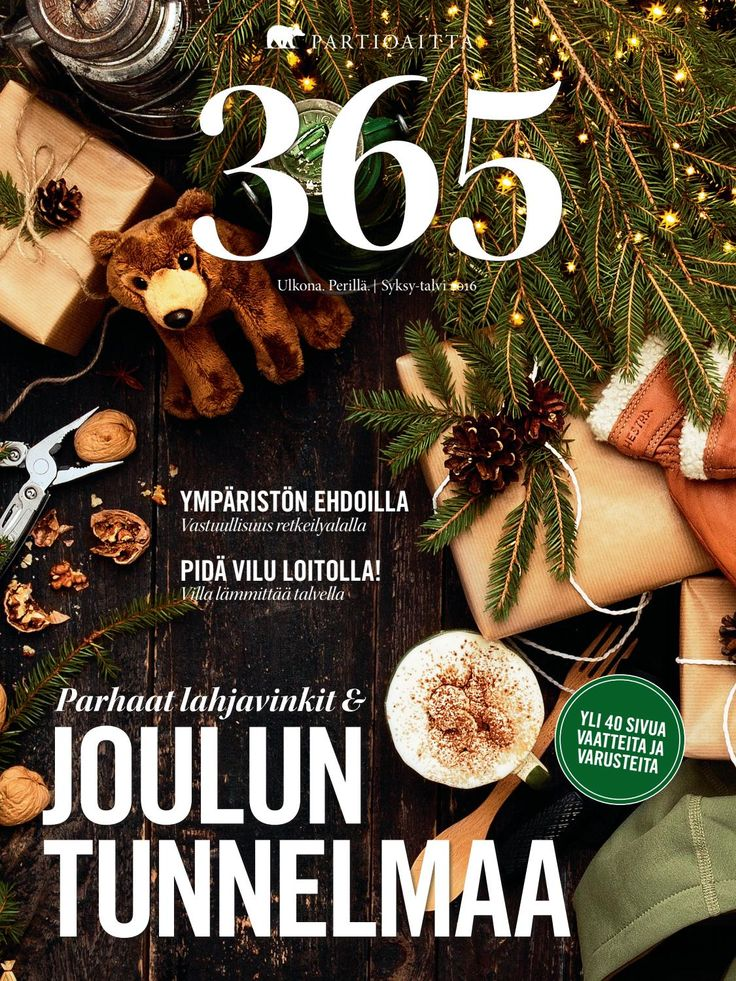 365 on Partioaitan julkaisema outdoor-lehti, jonka saavat 365 Klubin jäsenet. Liity ilmaisen 365 Klubin jäseneksi ja tilaa ilmainen 365-lehti postitettuna kotiisi: http://www.partioaitta.fi/365klubi