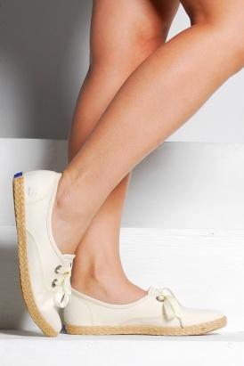 stussy - x keds proked bardot shoe (natural cream)