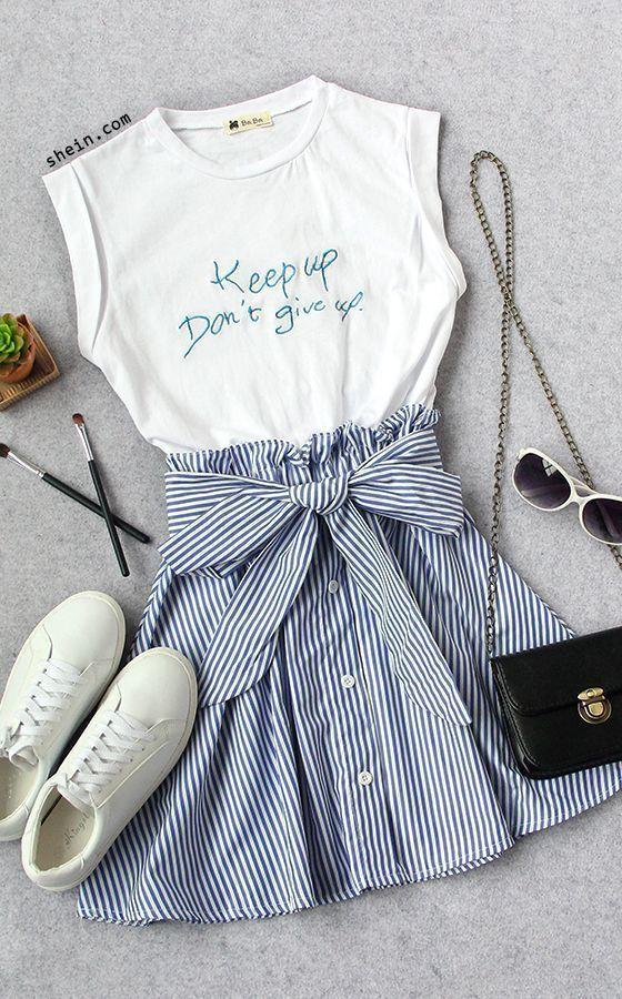 Kleidungsideen für den Frühling koreanische Mode 383 #springkoreanfashion - #5...