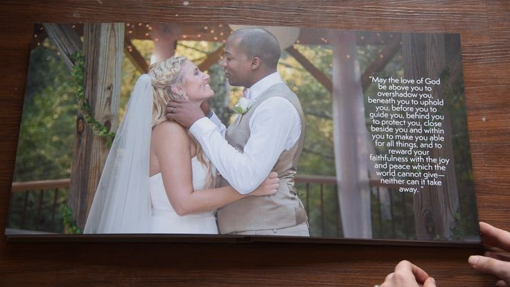 A marriage prayer paired with a photo of the happy couple is a beautiful addition to every wedding album.