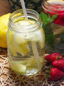Le nostre Ricette: Acqua Detox...L'acqua aromatizzata Homemade