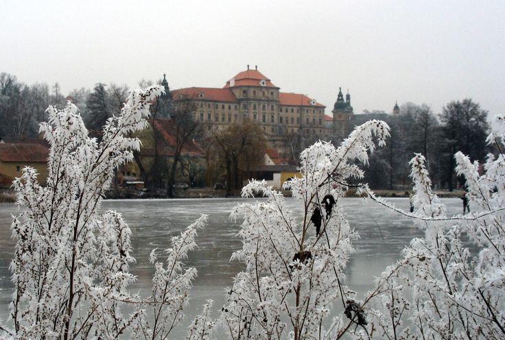 rok 2007 Chotěšovský klášter