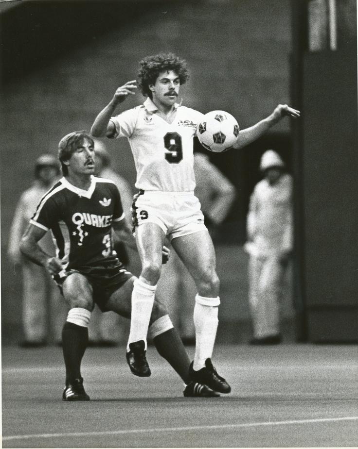 1982 Ward MVP: Historical Sounders, Ward Mvp, 1982 Ward