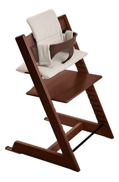 Free shipping and returns on Stokke 'Tripp Trapp®' Chair, Baby Set, Cushion & Tray Set at Nordstrom.com.