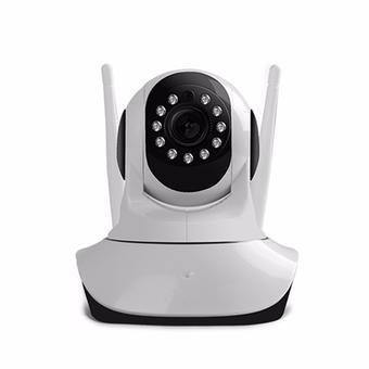 Mua Camera IP không dây xoay 360 độ quan sát ngày đêm (Trắng) chính hãng, giá tốt tại Lazada.vn, giao hàng tận nơi, với nhiều chương trình...