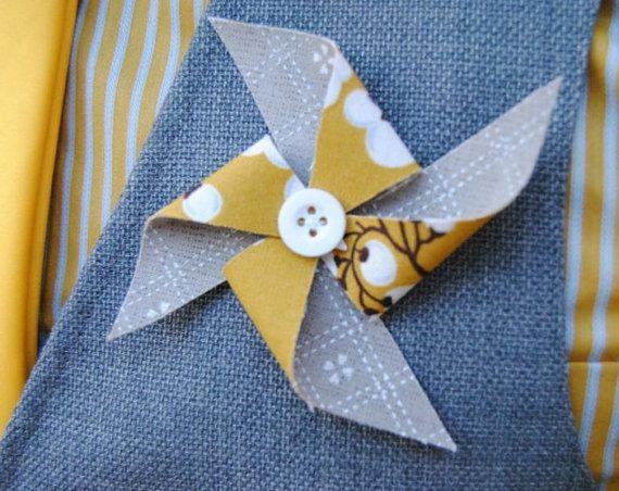 Custom Wedding Pinwheel Boutonniere  Your Wedding by roseandbirch, $7.00