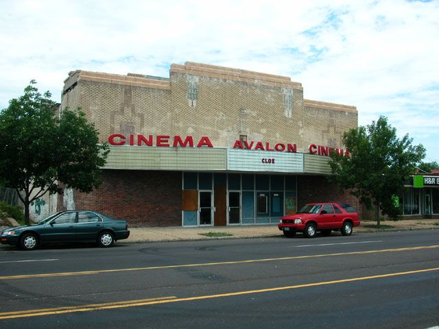The Avalon movie theater on S Kingshighway. Gone several years ago.