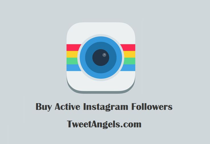Buy Active #Instagram #Followers