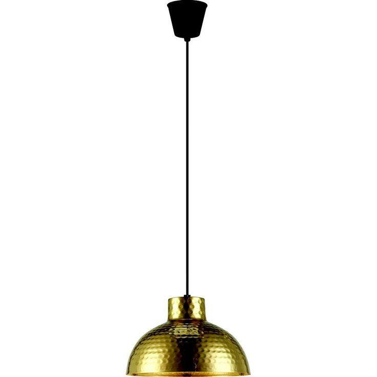 Markslöjd Hammer Riippuvalaisin 26cm Kulta E27 60W IP20 (106111)
