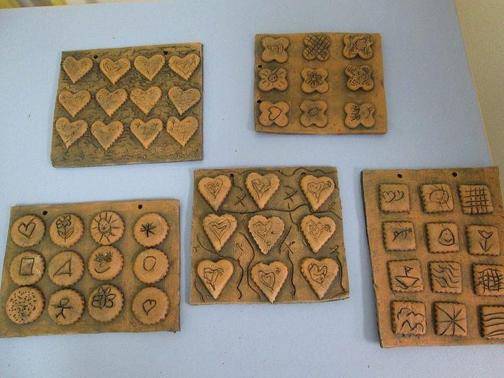 Keramické výrobky - 1.stupeň