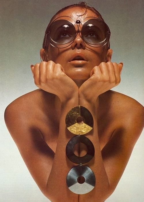 1970 Vogue editorial