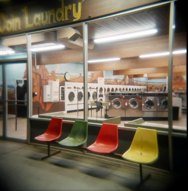 Coin Laundry by hoedown03, via Flickr