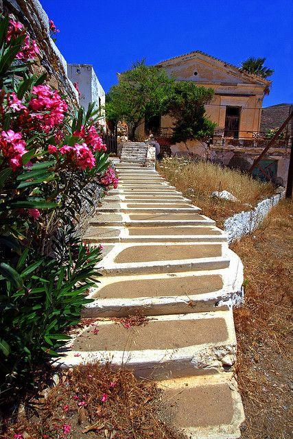 Steps, Serifos island