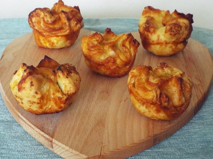 Hijacked By Twins: Paul Hollywood's Kouign Amann