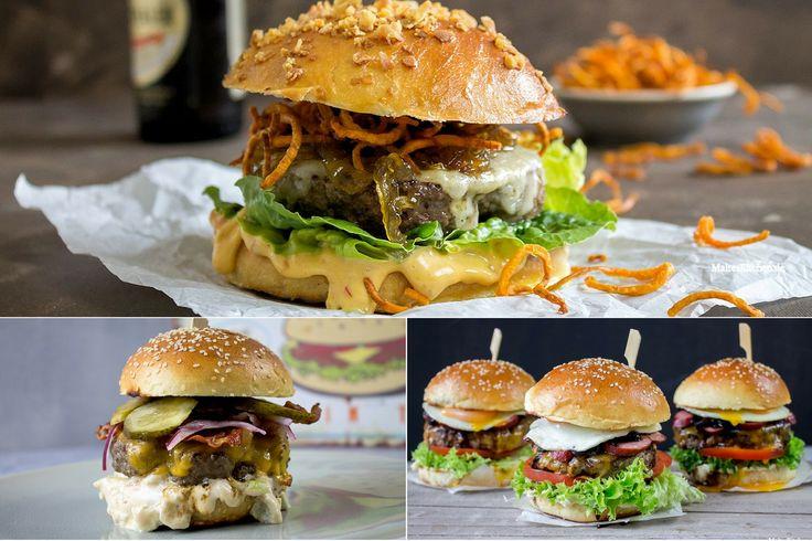 5 Burger Rezepte