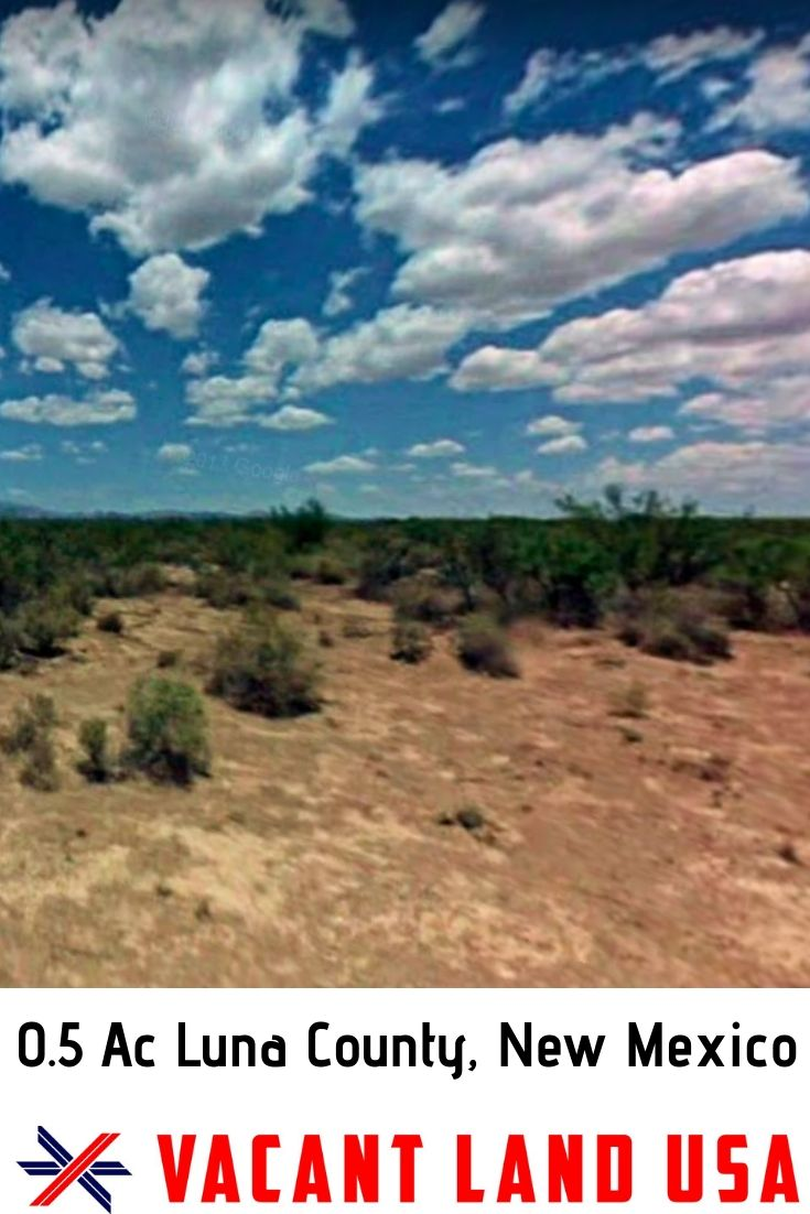 Buy This 0 5 Acres Of Buildable Plot In Deming City Luna County